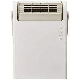 ドウシシャ DOSHISHA 衣類乾燥機能付 大風量セラミックヒーター ホワイト CHW-125-WH【rb_warm_cpn】