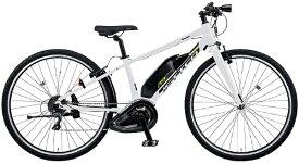 パナソニック Panasonic 【eバイク】電動アシスト自転車 ジェッター JETTER シャインパールホワイト BE-ELHC439F [700C(スポーツ) /8段変速]【2021年モデル】【組立商品につき返品不可】 【代金引換配送不可】