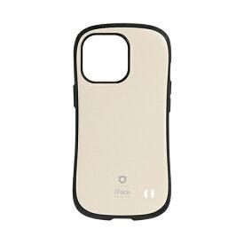 HAMEE ハミィ [iPhone 13 Pro 対応 6.1inch 3眼専用]iFace First Class KUSUMIケース iFace くすみホワイト 41-933848