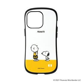 HAMEE ハミィ [iPhone 13 Pro 対応 6.1inch 3眼専用]PEANUTS/ピーナッツ iFace First Classケース iFace スヌーピー/イエロー 41-934821
