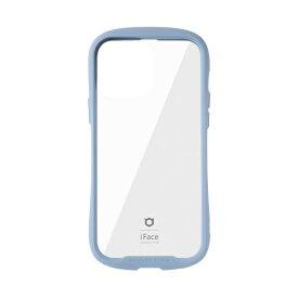 HAMEE ハミィ [iPhone 13 Pro Max対応 6.7inch専用]iFace Reflection強化ガラスクリアケース iFace ペールブルー 41-933299