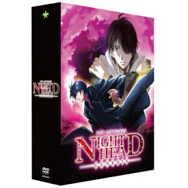 【2021年12月17日発売】 ハピネット Happinet NIGHT HEAD GENESIS DVD BOX【DVD】 【代金引換配送不可】