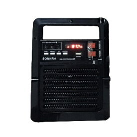 テレマルシェ TELEMARCHE ソーラー充電機能付き 多機能防災ラジオ サバイバー8 2021K1863 [FM]