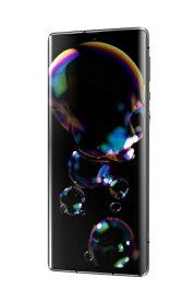 シャープ SHARP 【防水・防塵・おサイフケータイ】AQUOS R6「SHM22B」Snapdragon 888 6.6型・メモリ/ストレージ:12GB/128GB nanoSIM x2 DSDV対応 ドコモ / au / ソフトバンク対応 SIMフリースマートフォン