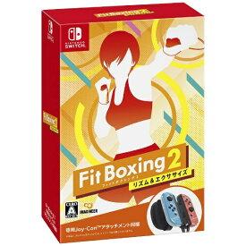【2021年12月09日発売】 イマジニア IMAGINEER Fit Boxing 2 専用アタッチメント 同梱版【Switch】 【代金引換配送不可】
