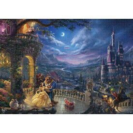 【2021年11月19日発売】 テンヨー ジグソーパズル D-2000-632 Beauty and the Beast Dancing in the Moonlight【発売日以降のお届け】