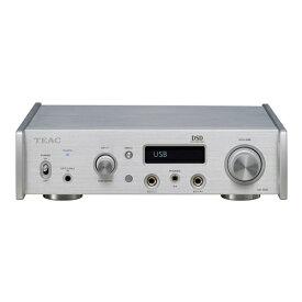 TEAC ティアック USB DAC/ヘッドホンアンプ シルバー UD-505-X/S [ハイレゾ対応 /DAC機能対応]