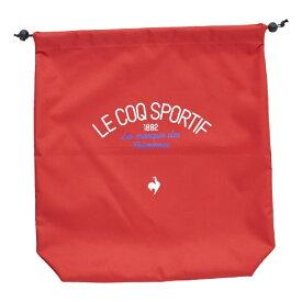ルコック le coq シューズケース le coq sportif GOLF COLLECTION(約40×42cm/レッド)QQCSJA20