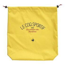 ルコック le coq シューズケース le coq sportif GOLF COLLECTION(約40×42cm/イエロー)QQCSJA20