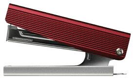 マックス MAX (ホッチキス)フルメタル HD-10X/AL レッド HD91801
