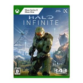 【2021年12月09日発売】 マイクロソフト Microsoft Halo Infinite【XboxOne/Xbox Series X ゲームソフト】