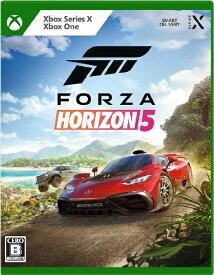 【2021年11月09日発売】 マイクロソフト Microsoft Forza Horizon 5【XboxOne/Xbox Series X ゲームソフト】