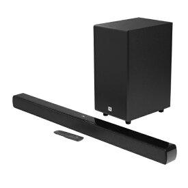 【2021年10月15日発売】 JBL ジェイビーエル ホームシアター (サウンドバー) ブラック JBLSB190BLKJN [2.1ch /Bluetooth対応 /DolbyAtmos対応]