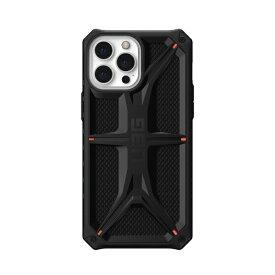 UAG URBAN ARMOR GEAR iPhone2021 6.7inch UAG Monarchケース ケブラーブラック UAG-RIPH21L-P-KB