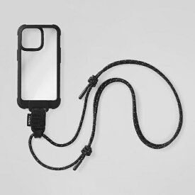 BITPLAY ビットプレイ Wander Case for iPhone 13シリーズ(カラー:ブラック)for iPhone 13 Pro Max CE-13MX-BK-01