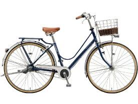 ブリヂストン BRIDGESTONE 自転車 カジュナ ベーシックライン デラックスベルトモデル cajuna DX E.Xアメリカンブルー CB73B2 [27インチ /内装3段 /27インチ]【組立商品につき返品不可】 【代金引換配送不可】