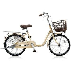 ブリヂストン BRIDGESTONE 自転車 アルミーユ ミニ M.Xプレシャスベージュ AU20T [22型 /変速なし /22インチ]【組立商品につき返品不可】 【代金引換配送不可】