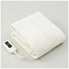 ヤマゼン YAMAZEN オーガニック電気敷毛布 YMS-N50