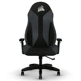 CORSAIR コルセア CF-9010035-WW ゲーミングチェア TC60 FABRIC Chair グレー/ブラック