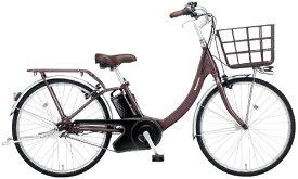 パナソニック Panasonic 電動アシスト自転車 ビビ・SL ViVi・SL パールココアブラウン BE-FSL431 [24インチ /3段変速]【組立商品につき返品不可】【2022年モデル】 【代金引換配送不可】
