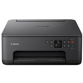 キヤノン CANON TS7530 インクジェット複合機 PIXUS ブラック [カード/名刺〜A4]