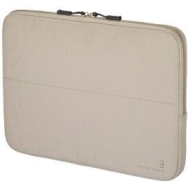 コクヨ KOKUYO ノートパソコン対応[13.3インチ] フラットPCバッグ THIRD FIELD ベージュ TFD-P11LS