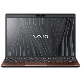 VAIO バイオ ノートパソコン SX12 アーバンブロンズ VJS12490411T [12.5型 /intel Core i5 /メモリ:16GB /SSD:256GB /2021年10月モデル]