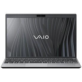 VAIO バイオ ノートパソコン SX12 ブライトシルバー VJS12490611S [12.5型 /intel Core i5 /メモリ:8GB /SSD:256GB /2021年10月モデル]