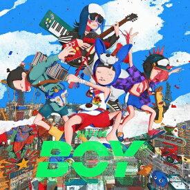 【2021年12月01日発売】 ソニーミュージックマーケティング 【先着特典付き】King Gnu/ BOY 初回生産限定盤【CD】 【代金引換配送不可】