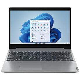 【2021年10月29日発売】 レノボジャパン Lenovo ノートパソコン IdeaPad L360i プラチナグレー 82HL00CFJP [15.6型 /intel Celeron /メモリ:4GB /SSD:256GB /2021年10月モデル]