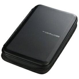 サンワサプライ SANWA SUPPLY Blu-ray/DVD/CD用セミハードケース 56枚収納 ブラック FCD-WLBD56BK[FCDWLBD56BK]