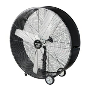 ナカトミ ビッグファン BF-125V 125cm 法人・店舗限定 大型扇風機 工場扇 学校の体育館