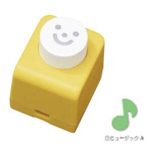 ミニクラフトパンチ ミュージックA【はさみ・カッター/クラフト用パンチ】