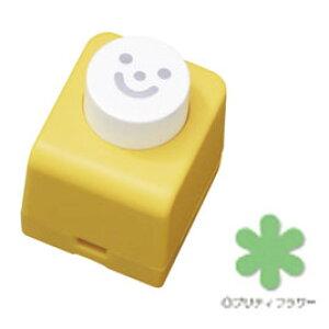 ミニクラフトパンチ プリティフラワー【はさみ・カッター/クラフト用パンチ】