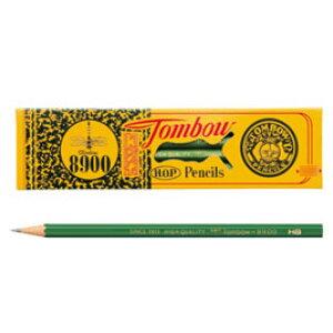 トンボ鉛筆8900 HB【筆記具・修正具/鉛筆】