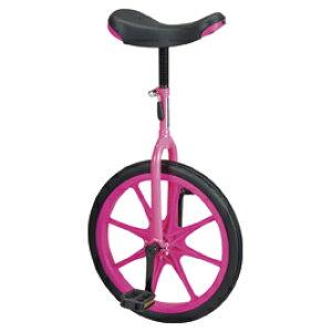 一輪車 20号 ピンク【室外遊具/一輪車】
