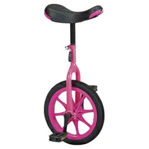 一輪車 14号 ピンク【室外遊具/一輪車】