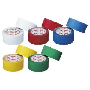 ラインテープ(ポリ)50mm×50m 白【運動用品/サッカー用品】