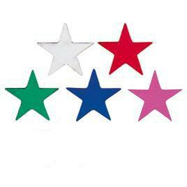 タックラベル 星 17×18mmあお【授業/小学校/ごほうびシール/学習シール/採点/教師/教員/先生用品/シール】