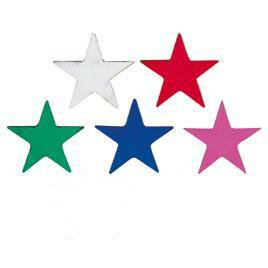 タックラベル 星 17×18mmもも【授業/小学校/ごほうびシール/学習シール/採点/教師/教員/先生用品/シール】