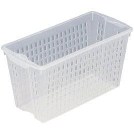 インデックスバスケット深型【設備管理・収納用品/バスケット】