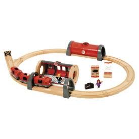メトロレールウェイセット【電車/汽車/列車/室内遊具/おもちゃ】