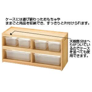 ままごとキッチン・ネオオープンシェルフ【備品/整理用品】