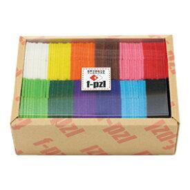 エフパズル12色ビビットカラー120【室内遊具/パズル】