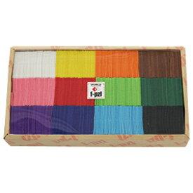 エフパズル12色ビビットカラー360【室内遊具/パズル】
