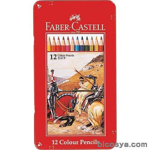 ファーバーカステル色鉛筆(油性)TFC−CP/12C 12色セット あす楽対象[メール便:50](絵具 色鉛筆・画用木炭 塗り絵 柔らかく優しい感じ)
