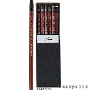 三菱鉛筆 ハイユニ 17硬度 12本入 9H[メール便:50](絵具 鉛筆・デッサン用品)