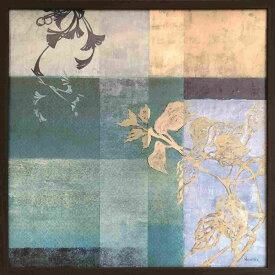アートフレーム ウィンチェスター Winchester Floral Collage V iwi-61651 絵画 壁掛け おしゃれ 送料無料 あす楽