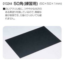 スクラッチボード(アクリル製ボード) 50角(練習用5cm角) あす楽対象[メール便:30](デザイン スクラッチ スクラッチアート)