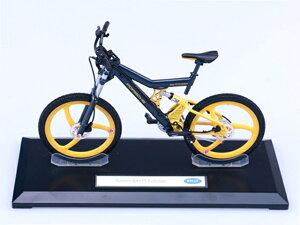 送料無料 あす楽 ザッカPAP 1/10スケール ジャーマン自転車コレクション マウンテンバイク(MTB)自転車模型 ポルシェ Porsche Bike FS Evolution ミニチュア レプリカ ミニチュア 雑貨 ミニバイク MTB